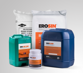 RESINS, FLUIDS AND EMULSIONS